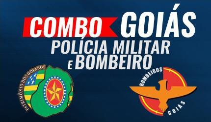 COMBO PM + BOMBEIRO GOIÁS
