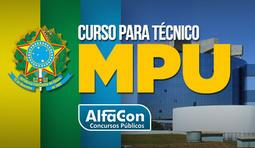 Técnico do MPU