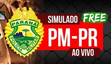 Simulado PM PR FREE