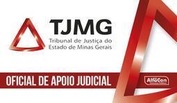 Oficial de Apoio Judicial (Classe D) - TJ MG