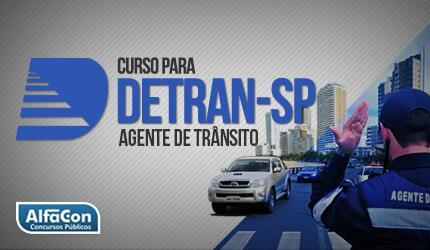Agente de Trânsito do Detran - SP