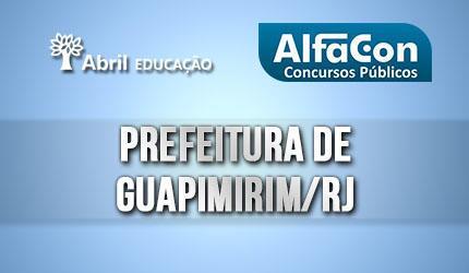 Prefeitura de Guapimirim - RJ - Essencial