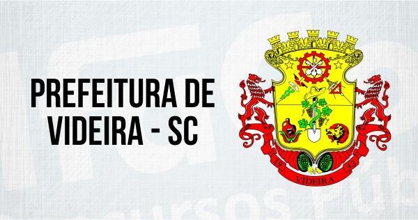 Prefeitura de Videira - SC - Essencial