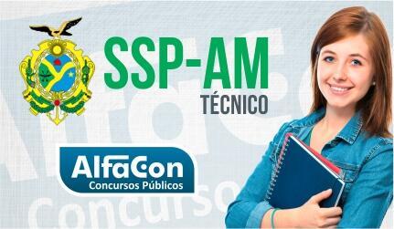 Técnico de Nível Superior - SSP-AM