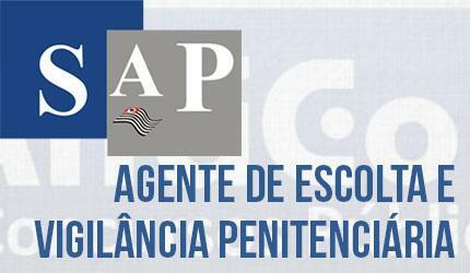 Agente de Escolta e Vigilância Penitenciária - SAP SP