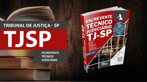 TJSP - Escrevente Técnico Judiciário