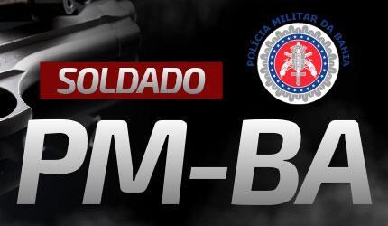PM BA - Soldado de Policial Militar do Estado da Bahia