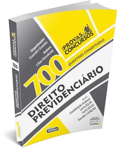 Série Provas & Concursos - Direito Previdenciário