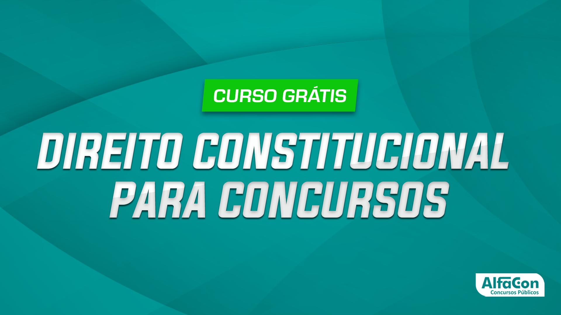 Direito Constitucional-FREE
