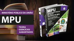 Ministério Público da União - MPU + Faça Já - 2.889 Gabaritadas - MPU
