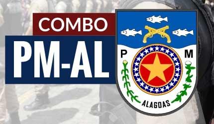 Combo Policia Militar de Alagoas - PM AL