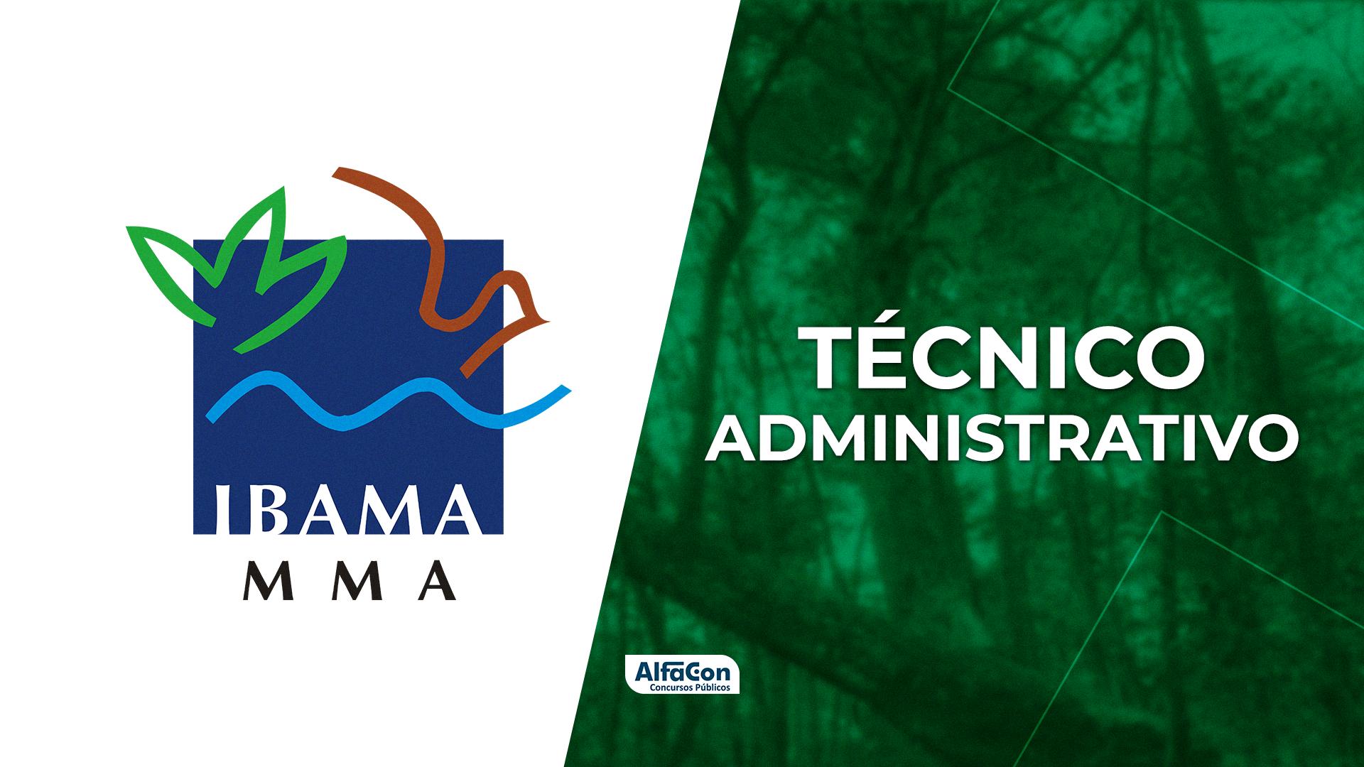 Técnico Administrativo do IBAMA