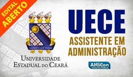 Assistente de Administração - UECE