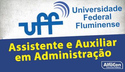 Assistente e Auxiliar em Administração - UFF