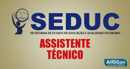 Essencial - Assistente Técnico - SEDUC AM