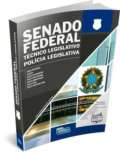Polícia Legislativa do Senado Federal - Técnico Legislativo