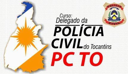 Delegado de Polícia Civil - PC TO