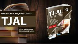 Tribunal de Justiça de Alagoas - TJAL - Técnico Judiciário Área Judiciária
