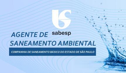 Básico - SABESP - Agente de Saneamento Ambiental – Companhia de Saneamento Básico do Estado de São Paulo