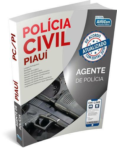 Polícia Civil do Piauí - Agente de Polícia - PCPI