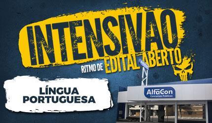 Superintensivo PF 2018 - Língua Portuguesa
