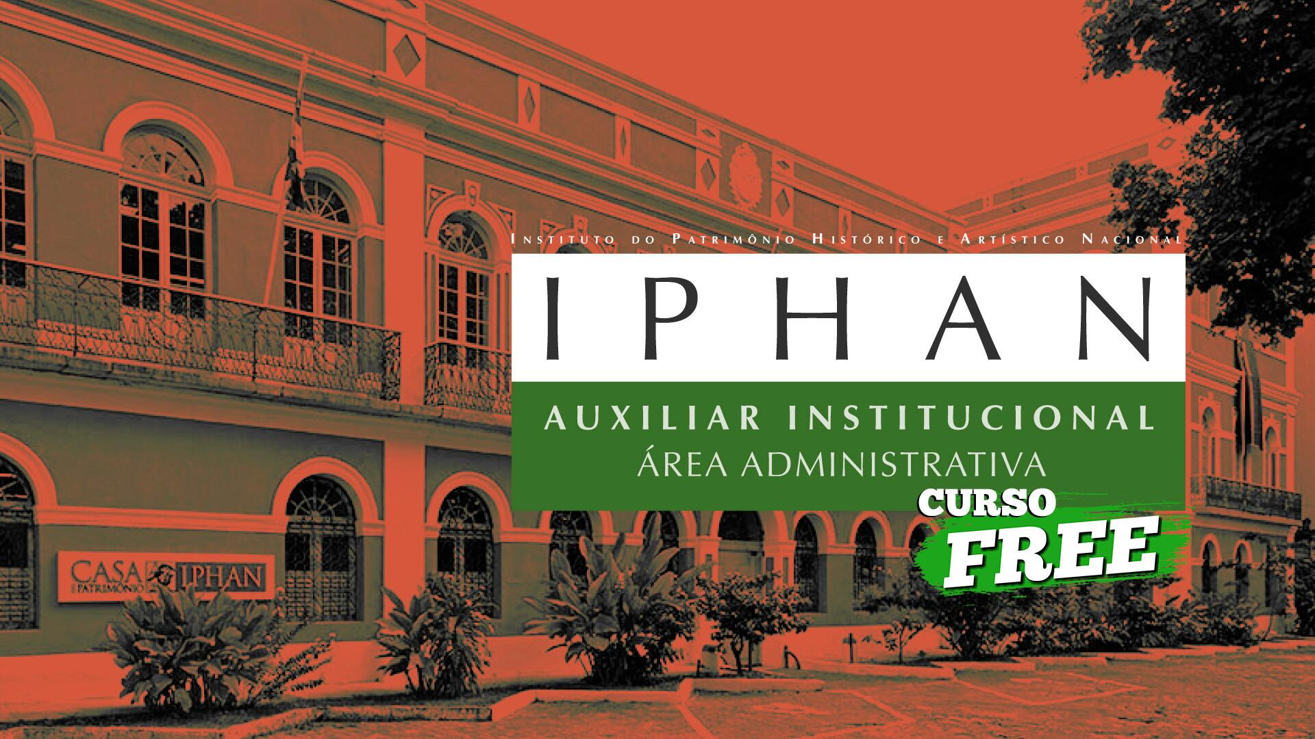 Iphan aux institucional yt streaming