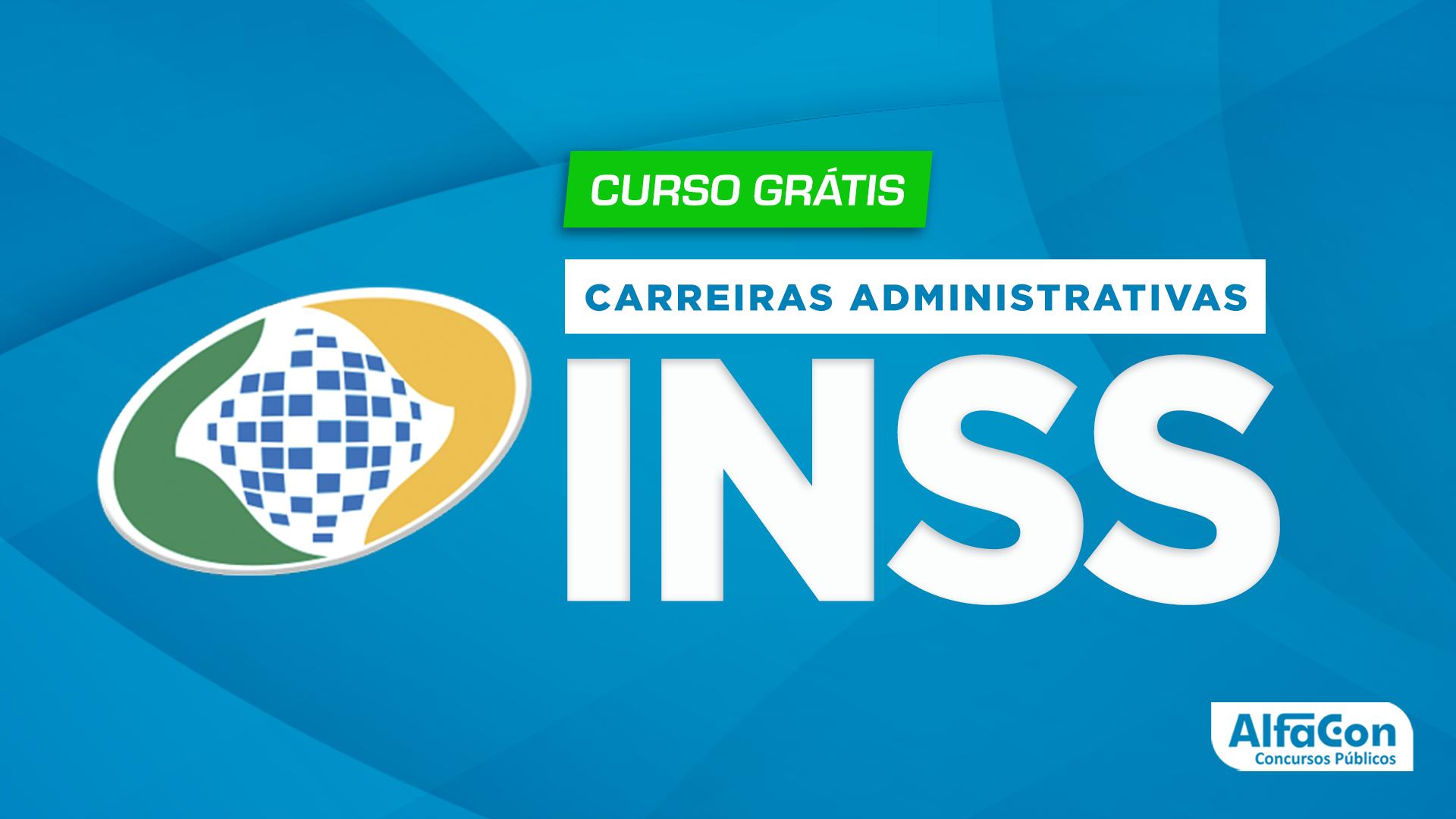 INSS - Técnico do Seguro Social GRATUITO