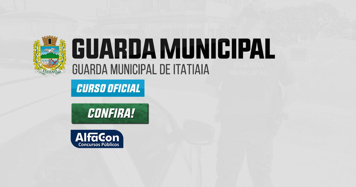 Guarda Municipal de Itatiaia - GM