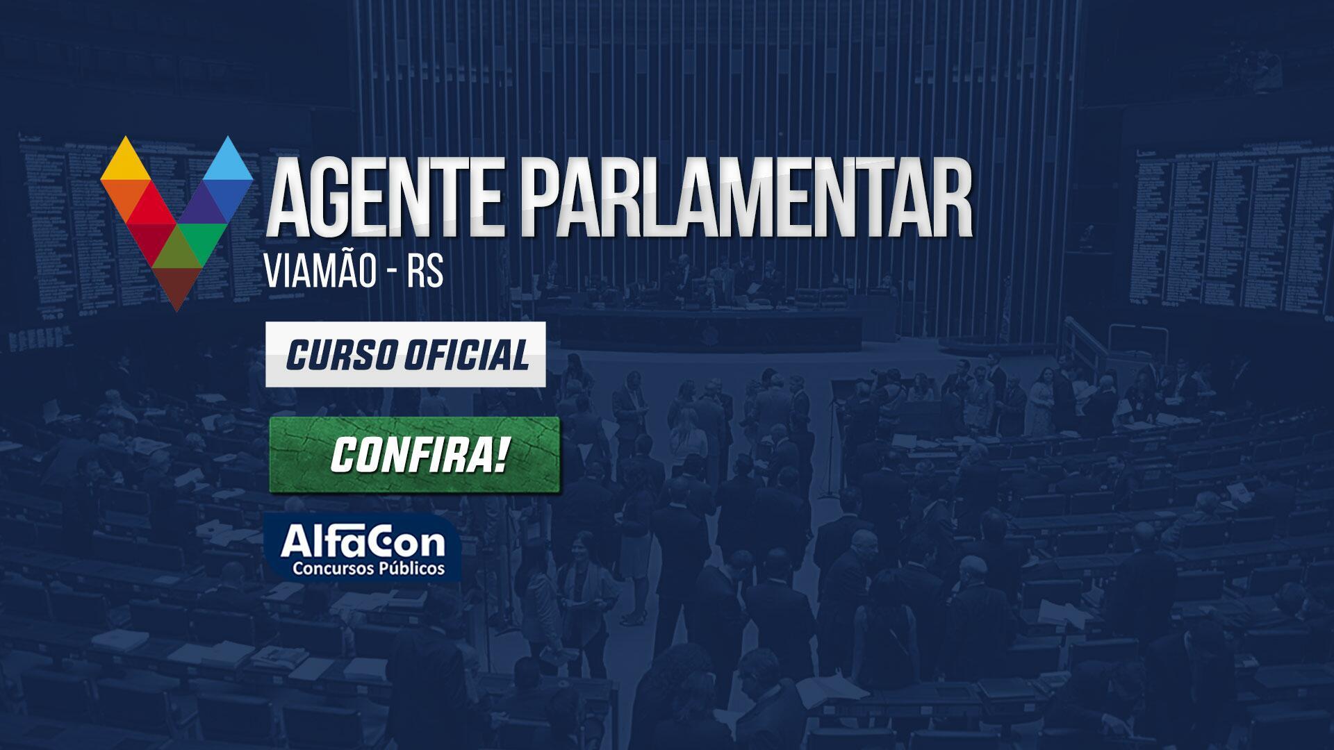 Agente Parlamentar de Viamão - RS