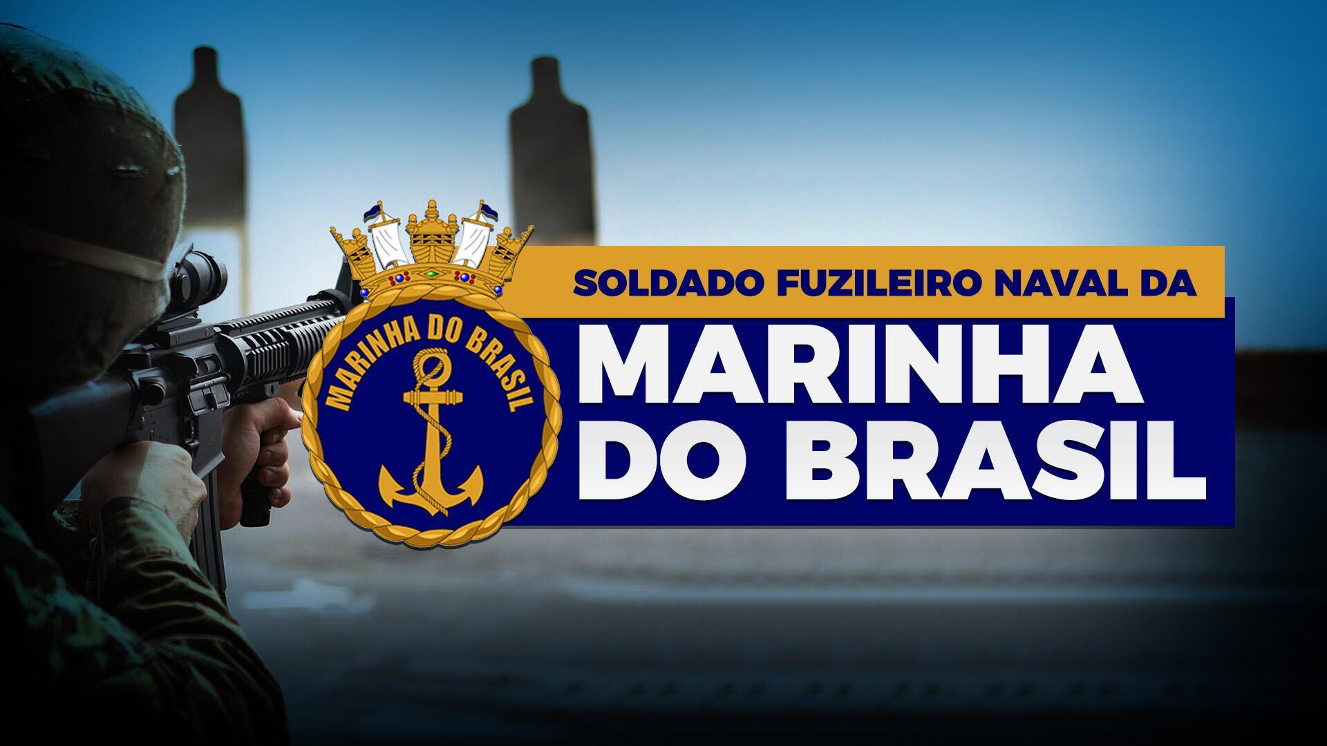CPAEAM - Soldado Fuzileiro Naval da Marinha do Brasil