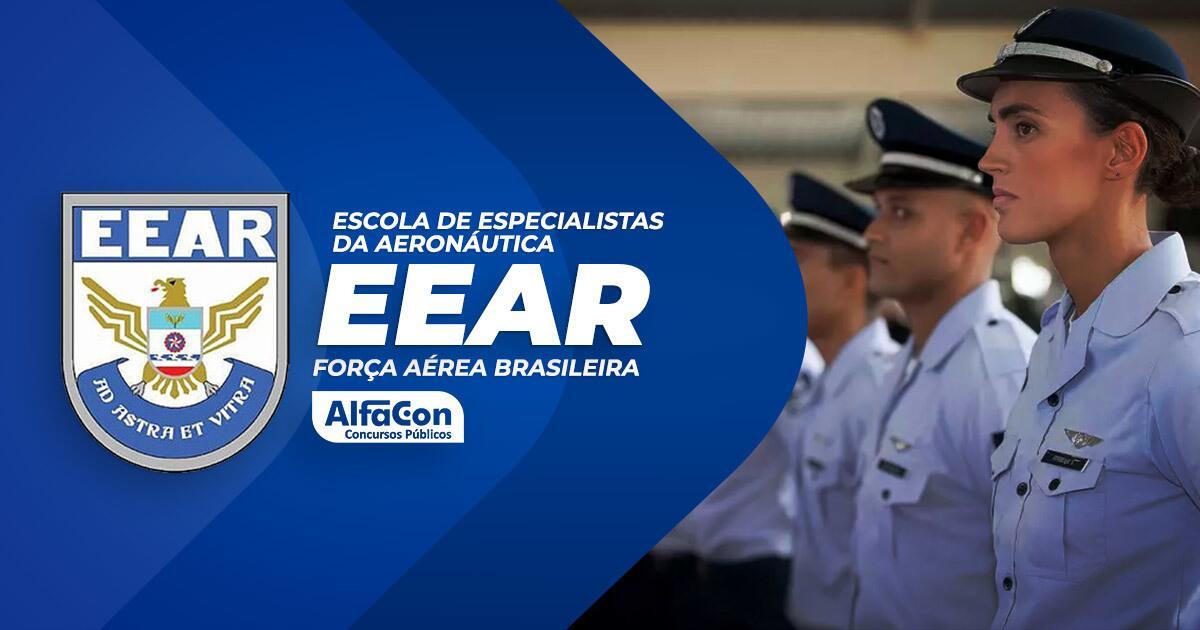 EEAR - Escola de Especialistas da Aeronáutica - Força Aérea  Brasileira - FAB