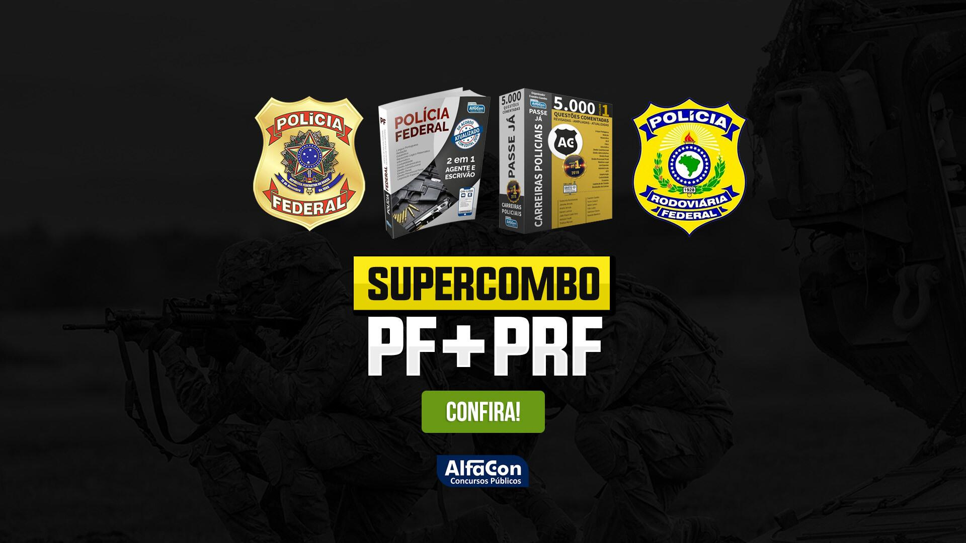 Supercombo - PF e PRF