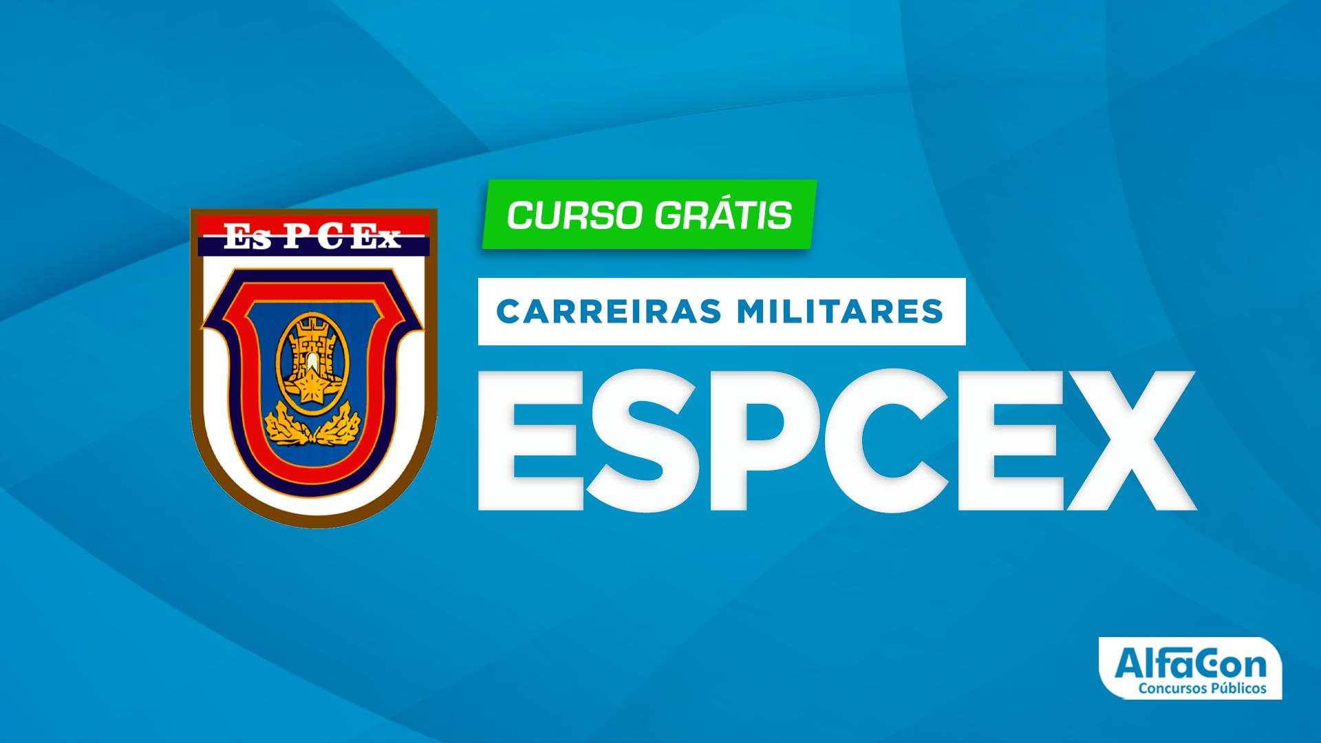 Preparatório para EsPCEx (Escola Preparatória de Cadetes do Exército) - Free