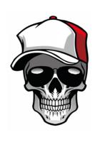 Caveira de bone  5a99d0ca87792 estampa 301 680x969